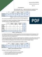 TD prof ghizlane Benazzouz DE PLANIFICATION 2021 avec corrigé publié dans le site