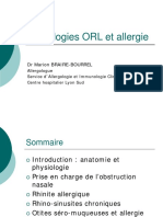 12. BRAIRE-BOURREL Pathologies ORL et allergie