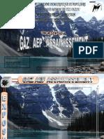 Gaz Aep Assainissement-2021