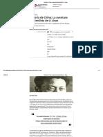 Nicolás Torino -  Historia de China_ La aventura izquierdista de Li Lisan