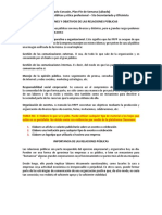 CONTENIDO RELACIONES PÚBLICAS Y ETICA PROFESIONAL 5TO SO 3
