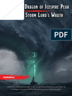 Beyond the Dragon of Icespire Peak Part 1 Storm Lords Wrath