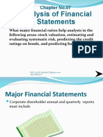 Chapter No.07 Analysis-of-Financial-Statements