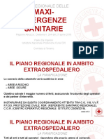 Maxiemergenze Sanitarie Abruzzo