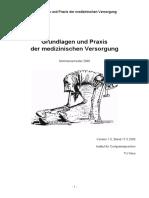 Hagenbichler Grundlagen Med Versorgung