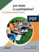 Cómo Lograr Clases Motivantes y Participativa, Sergio Tobon 2019
