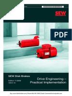 Sew Disk Brakes