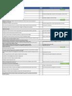 Lista de Chequeo de Vigilancia de la COVID-19 Depura tech