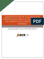 BASES ESTANDAR DE PERFIL DE CARRETERAS