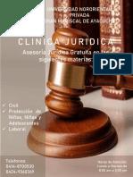 Ejemplo de Invitacion a La Clinica Juridica de La Comunidad
