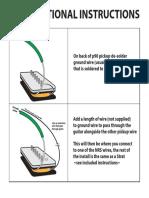 NRS P90 Instructions