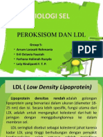 PEROKSISOM DAN LDL