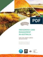 Indigenous Land Management in Australia.