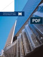 Hongkong Land Holdings (HKL) Annual Report 2006