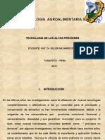 TECNOLOGIA DE LAS ALTAS PRESIONES2