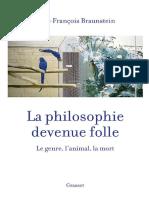 La Philosophie Devenue Folle Le