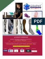 3d Graphy Workshop on Orthotics & Prosthetics - Prelude -Min