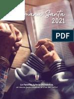 Subsidio para Semana Santa en familia 2021