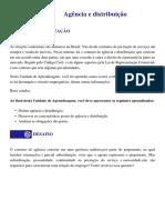 2 - Agência e distribuição