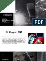 Trabalho Soldagem ProcessoTIG CLODOMIRFELIPE 01159823