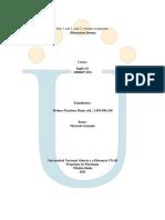 Foro de discusión - Unidad 1 - Tarea 2 - Producción de escritura