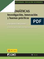 Matematicas y Buenas Practicas Ccesa007