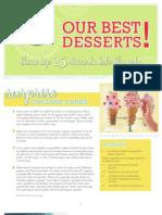 Betty Crocker dessert recipes