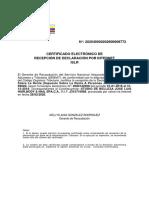 consultarCertificado ISLR 2019