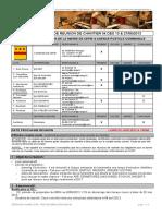 PROCES-VERBAL DE REUNION DE CHANTIER