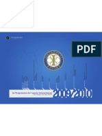 Programme Interact Club Sfax Medina 2009/2010