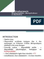 Bio Pharma Cie