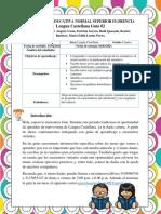 Lengua Catellana, guia 2