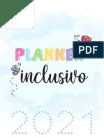 Planner Transformação Inclusiva