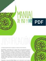 Manual de Uso y Aplicaciones Casa Verde