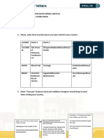 Pen Pal Application Form