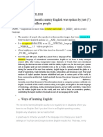 Dẫn Chứng-Viết Mở Bài Essay-lần 2