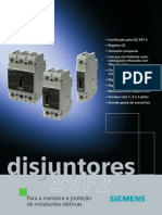 Folheto Disjuntores 3VF2-5