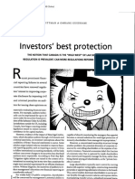 ABI- Investors' best protection