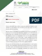 Formato Ejemplo Respuesta DP