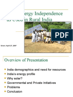 PalnitkarSolarEnergyIndependenceasUsedinRuralIndia