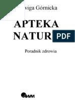 Apteka natury - Jadwiga Górnicka