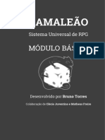 Camaleão RPG - 1. Módulo Básico