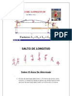 TRABAJO DE MECHE SALTO DE LONGITUD