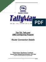 14 Router Connection Details