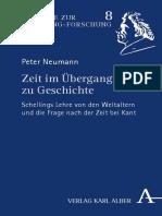 【谢林研究】Neumann_Zeit-im-Uebergang-zu-Geschichte_9783495820841
