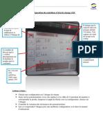 Interprétations de la configuration du contrôleur d