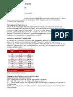 PESQUISA DE MATERIAIS - SINALIZAÇÃO - IGOR LINS PAES
