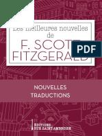 FITZGERALD Extraits Du Livre