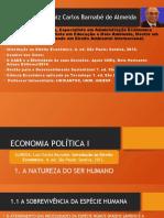 1. ECONOMIA POLÍTICA