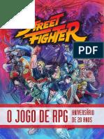 Street Foghter RPG 20